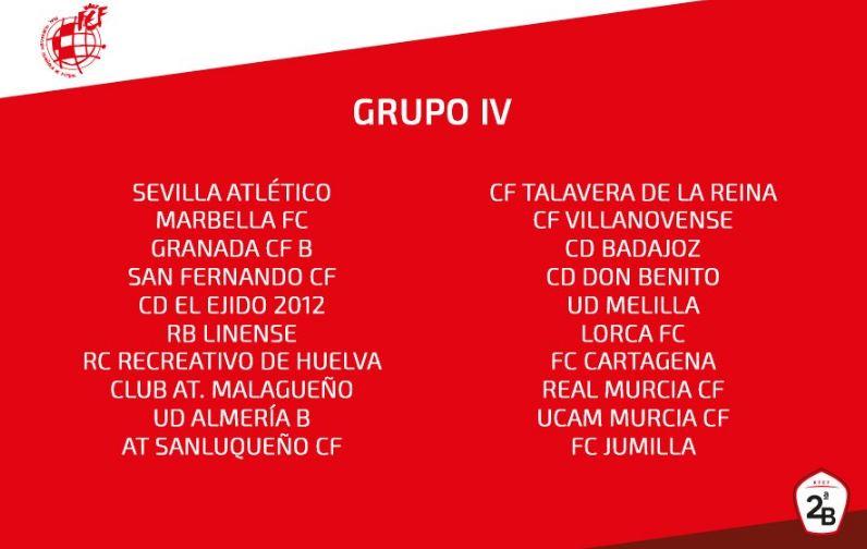 Sevilla Atlético | Rivales temporada 2018/19
