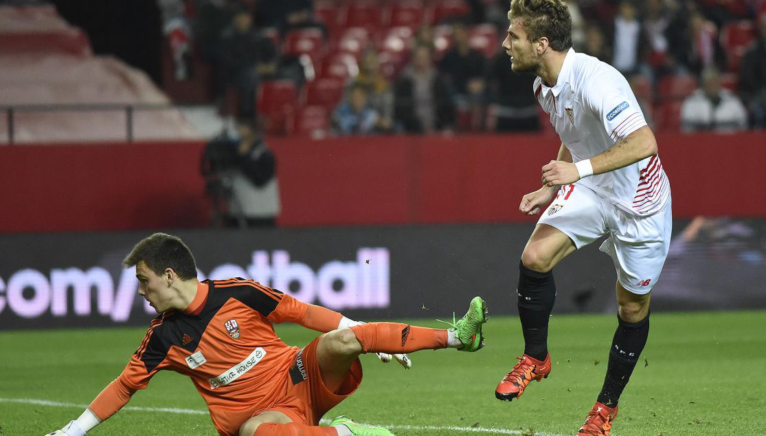 Valoraciones | Sevilla FC 2-0 Athletic Club Bilbao