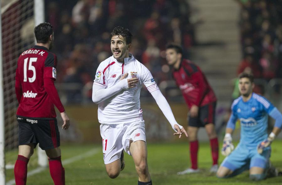 Valoraciones | CD Mirandés 0-3 Sevilla FC