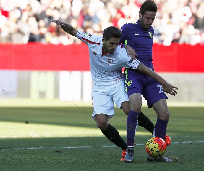 Crónica   Sevilla FC 2-1 Málaga CF