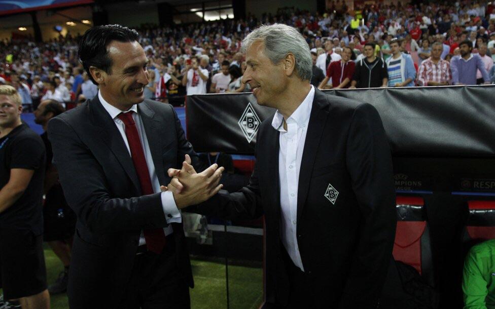 Análisis táctico | Sevilla FC 3-0 Borussia Mönchengladbach