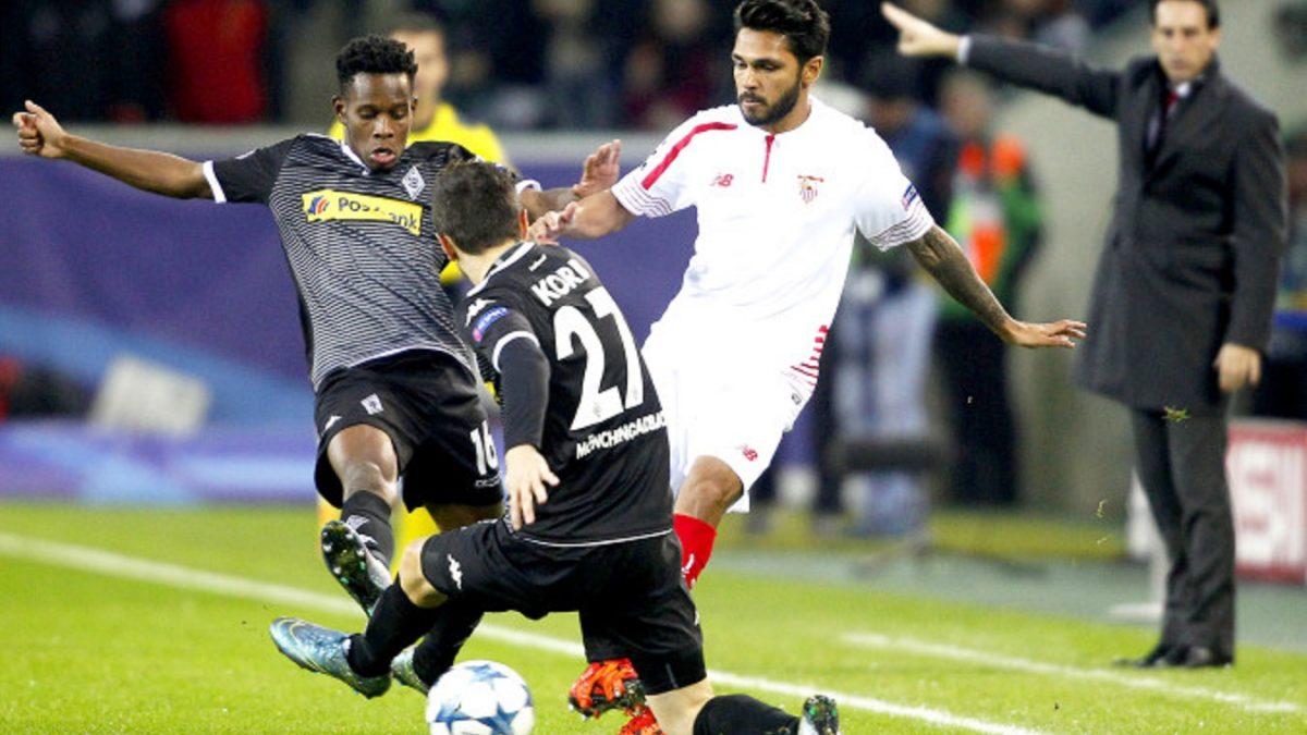 Crónica | Borussia Mönchengladbach 4-2 Sevilla FC