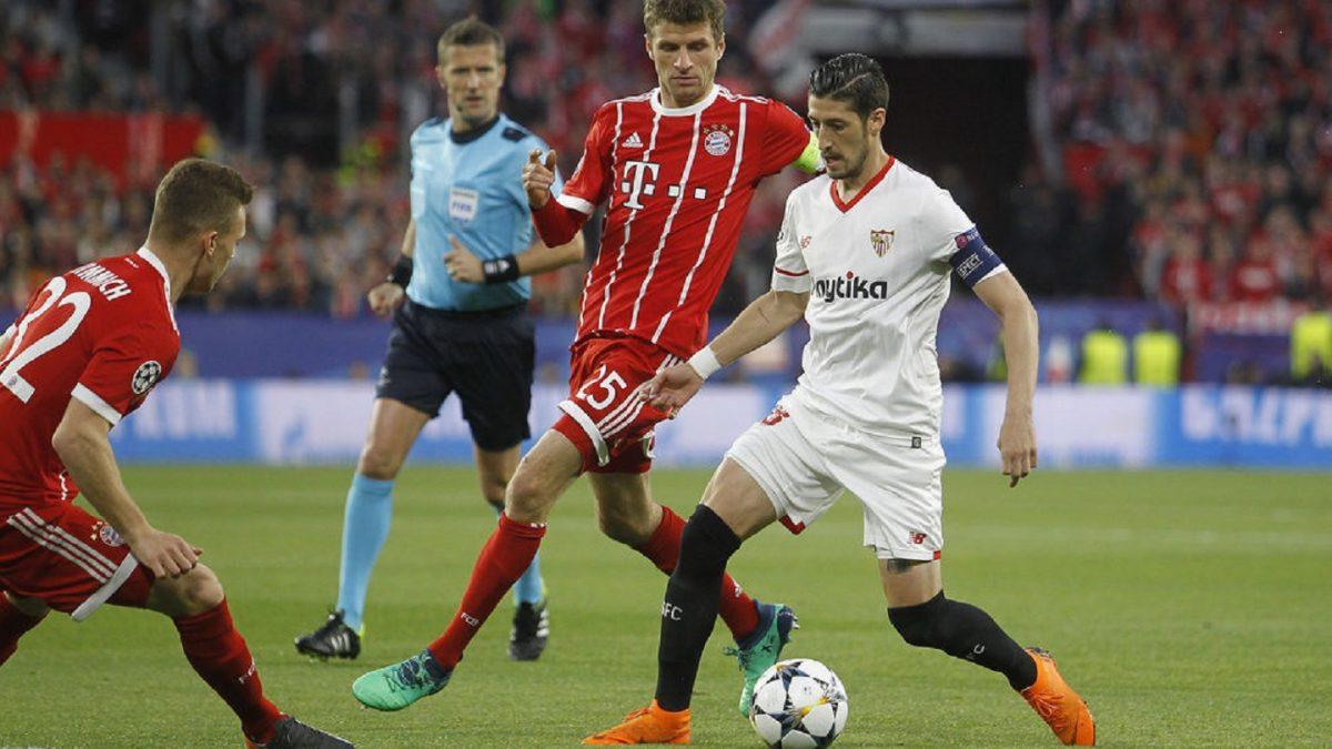 Análisis arbitral | Sevilla FC 1-2 Bayern Munich