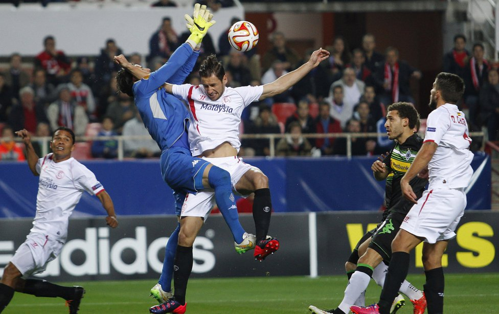Análisis   Sevilla FC 1 – 0 Borussia Mönchengladbach