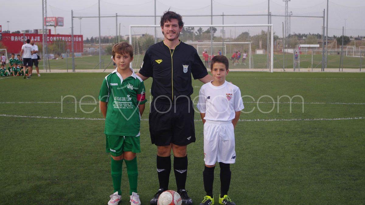 Fotogalería | Sevilla FC – La Barrera CF (3ª Andaluza Benjamín G. 2 SE)