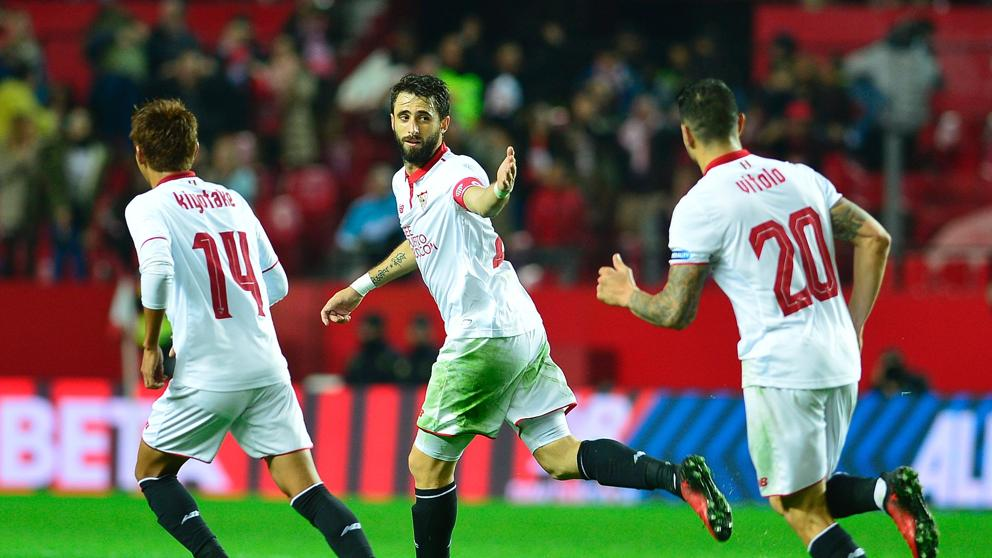 Análisis táctico | Sevilla FC 4-1 Málaga CF