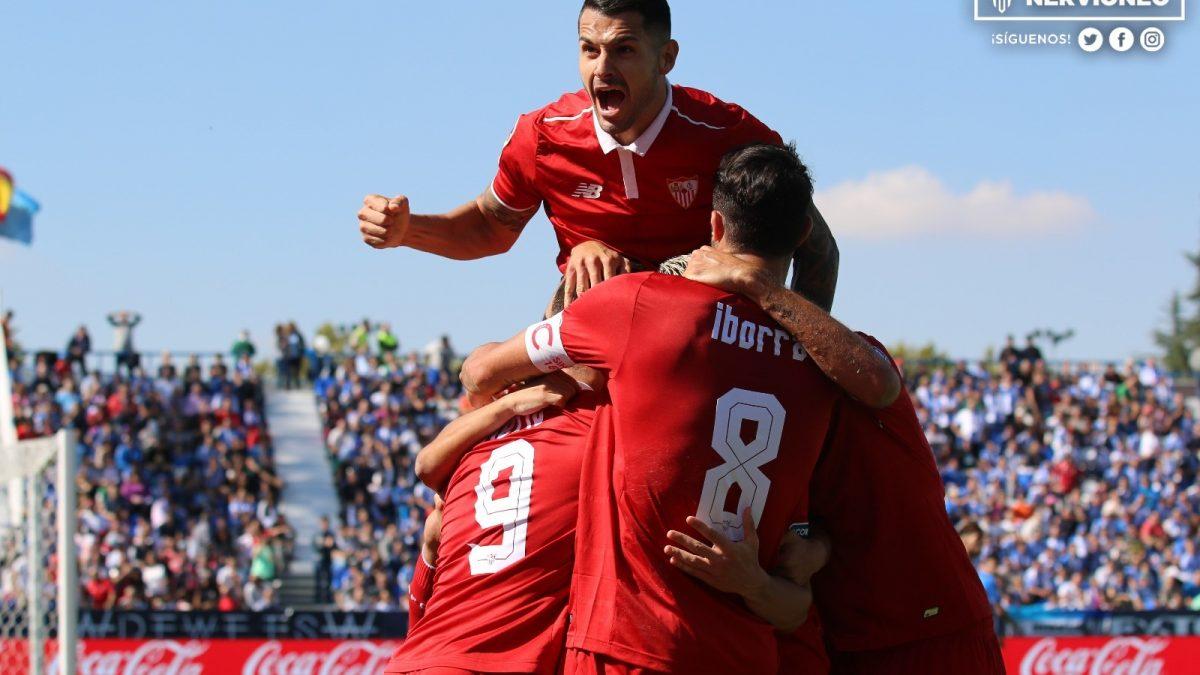 Crónica | CD Leganés 2–3 Sevilla FC