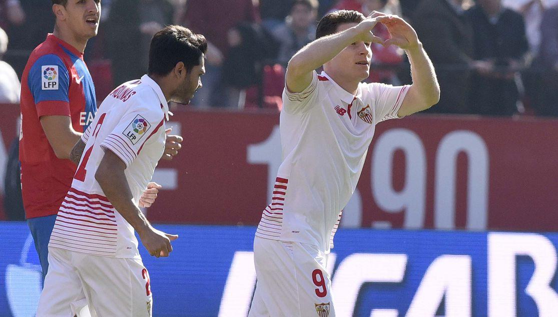 Curiosidades Sevilla FC 3-1 Levante UD