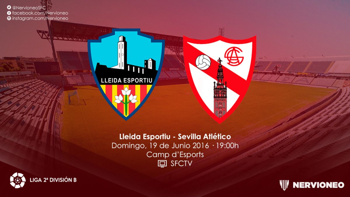 Previa | Lleida Esportiu – Sevilla Atlético