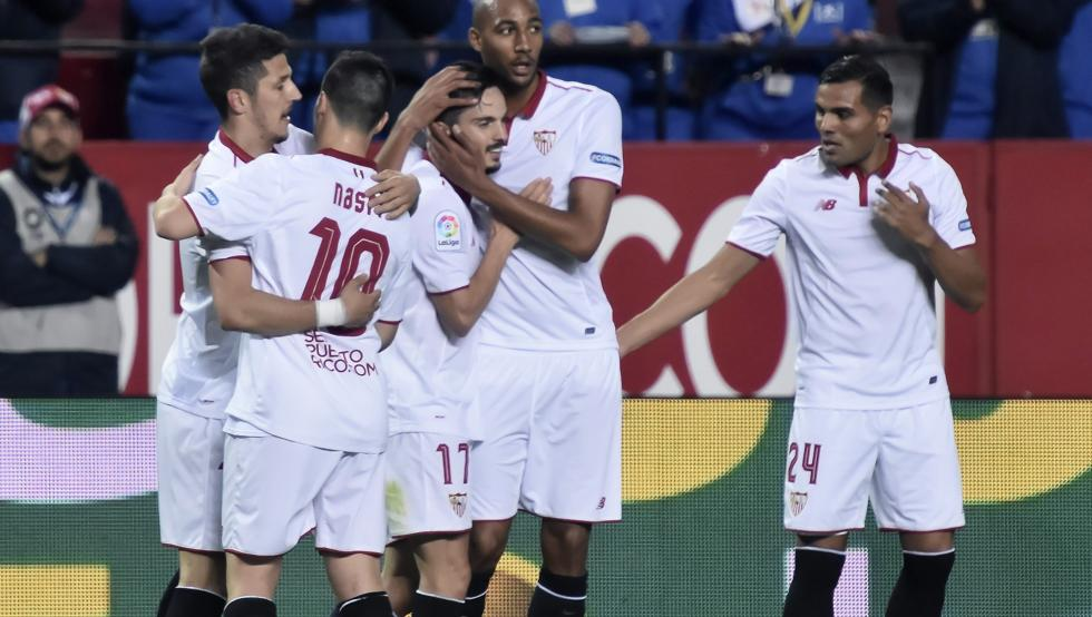 Crónica | Sevilla FC 2-0 SD Eibar