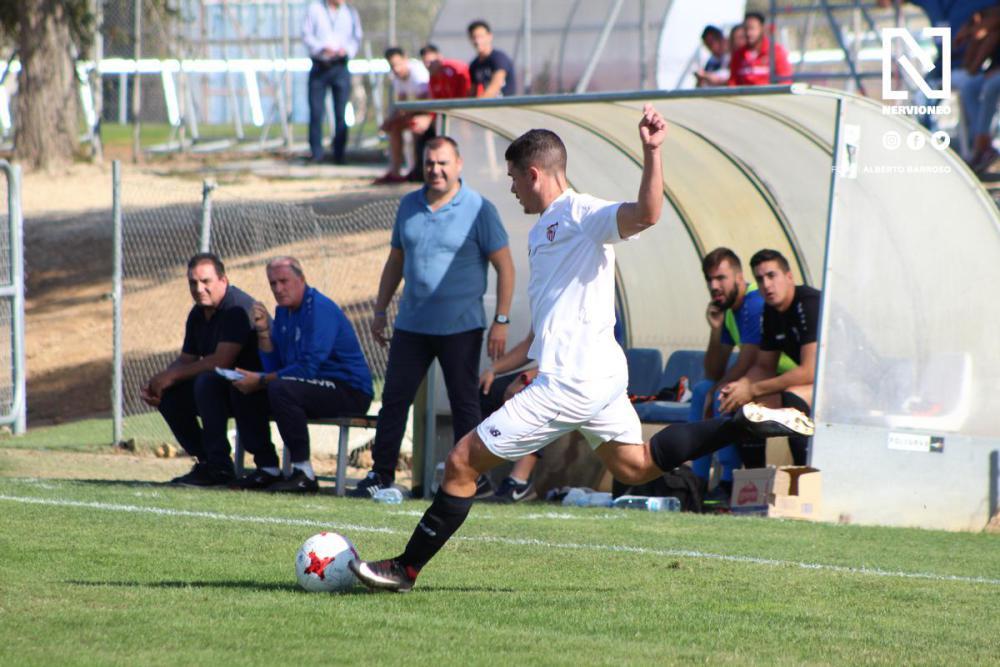 Crónica | Sevilla FC C 1 – 0 CD Guadalcacín
