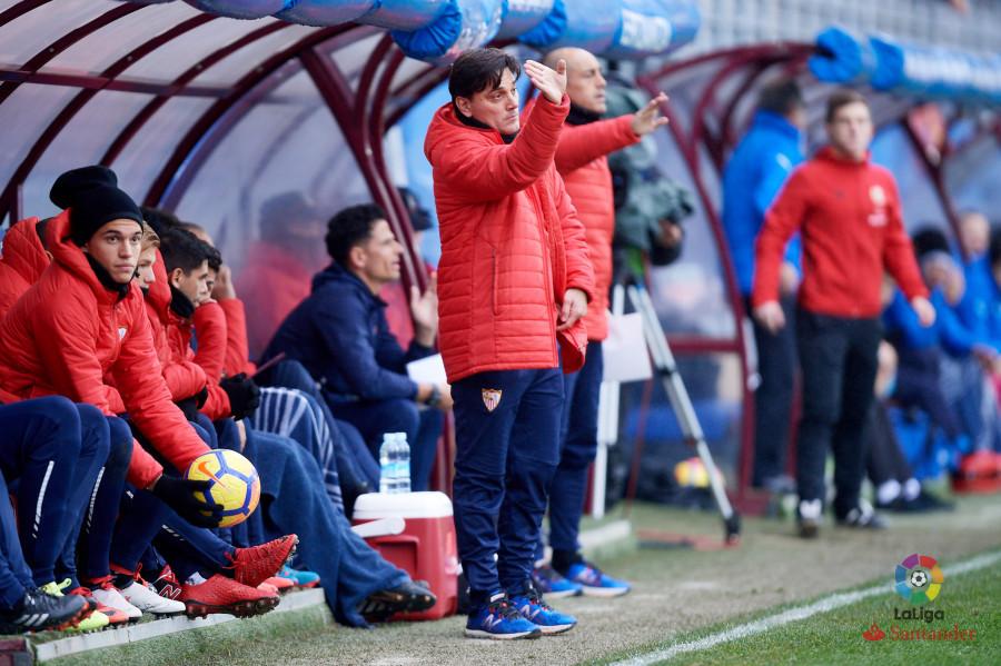 Rueda de prensa | Montella: «Estamos muy enfadados porque tenemos que marcar más»