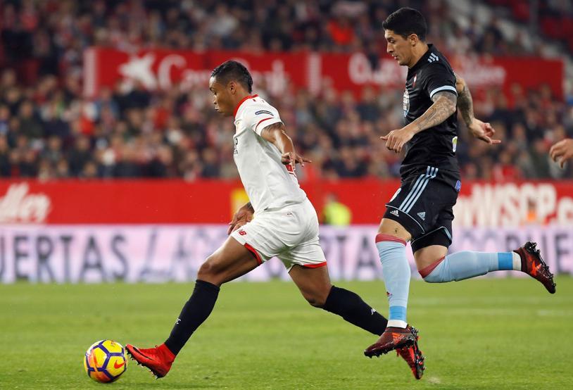 Análisis táctico | Sevilla FC 2-1 RC Celta de Vigo
