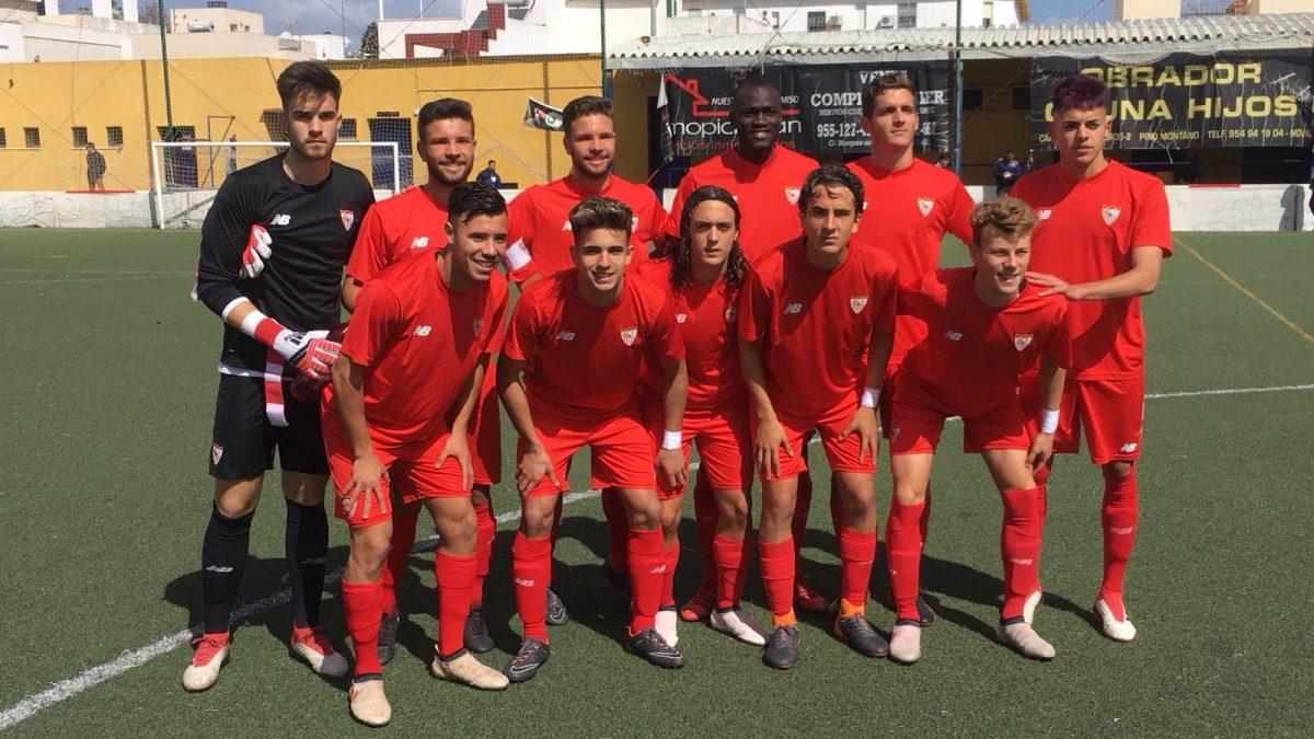 Crónica   CD AD Nervión 0 – 1 Sevilla FC