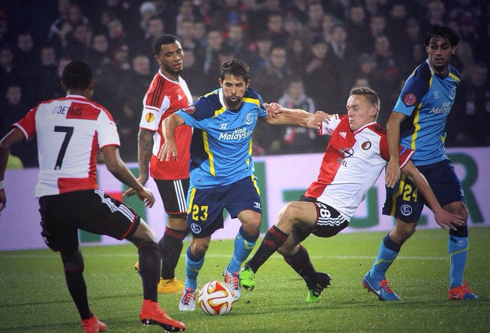 Análisis táctico | Feyernoord Rotterdam 2 – 0 Sevilla FC
