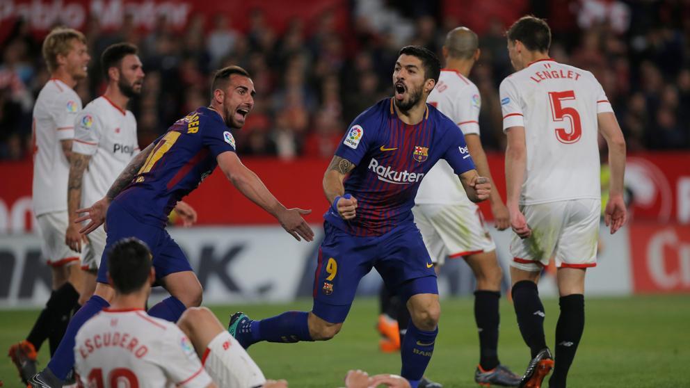 Análisis táctico | Sevilla FC 2-2 FC Barcelona