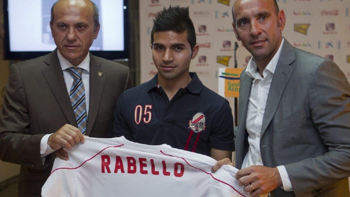 Rabello se desvincula del Sevilla FC