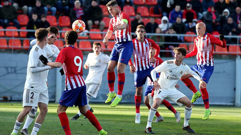 Juvenil | El Real Madrid, rival en la Copa Campeones