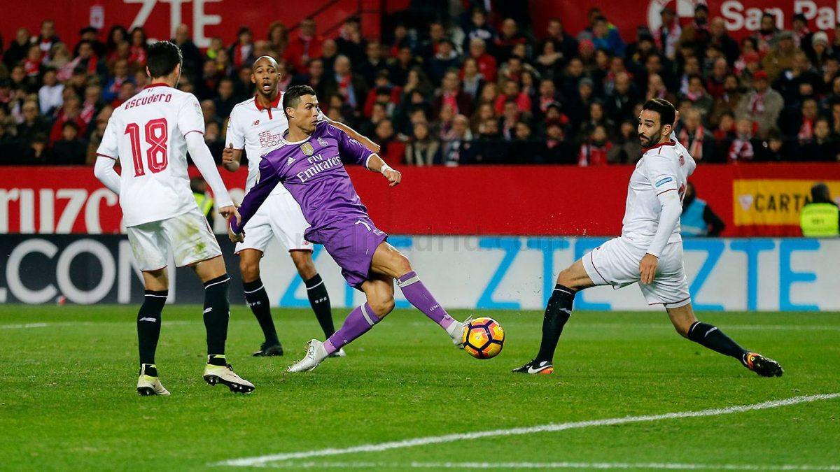 Análisis táctico   Sevilla FC 2-1 Real Madrid CF