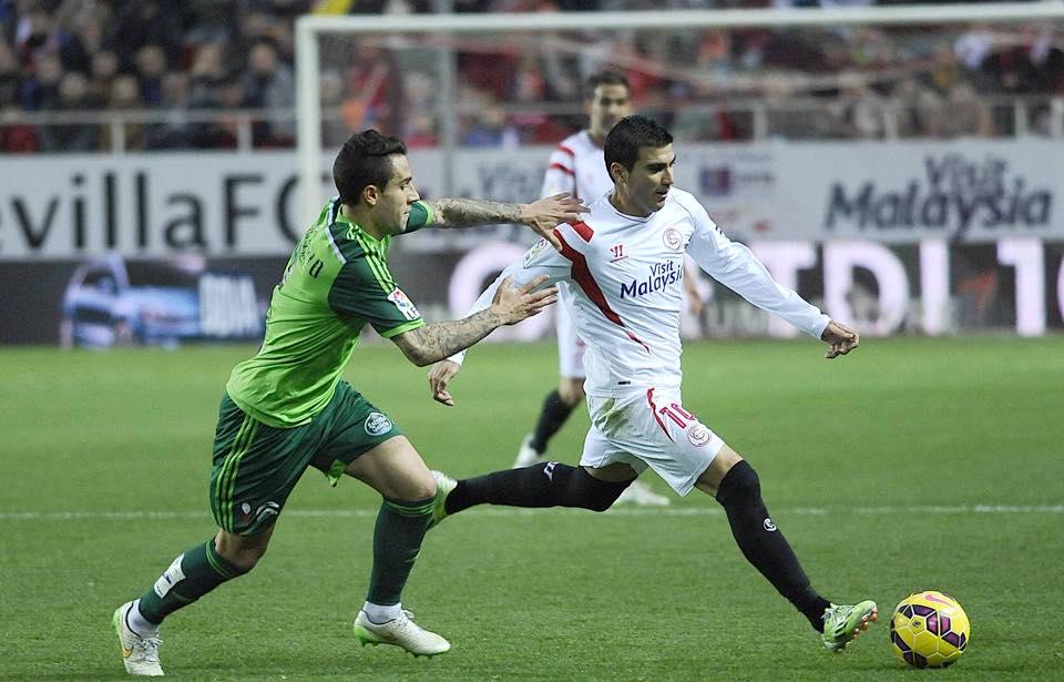 Análisis táctico | Sevilla FC 1 – 0 RC Celta