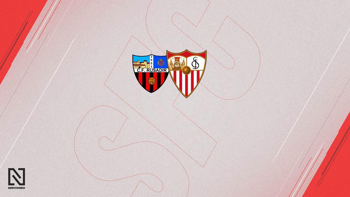 Previa | CF Rusadir – Sevilla FC