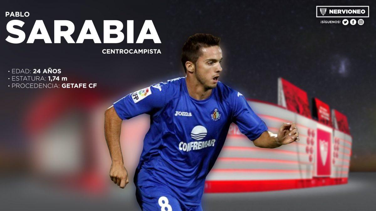 Fichajes | Sarabia, nuevo jugador del Sevilla
