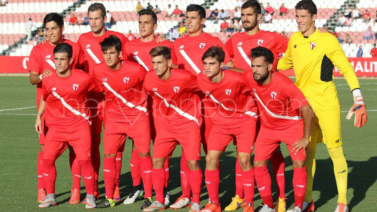 Fotogalería | Sevilla Atlético – FC Cartagena (Segunda División B G.IV)