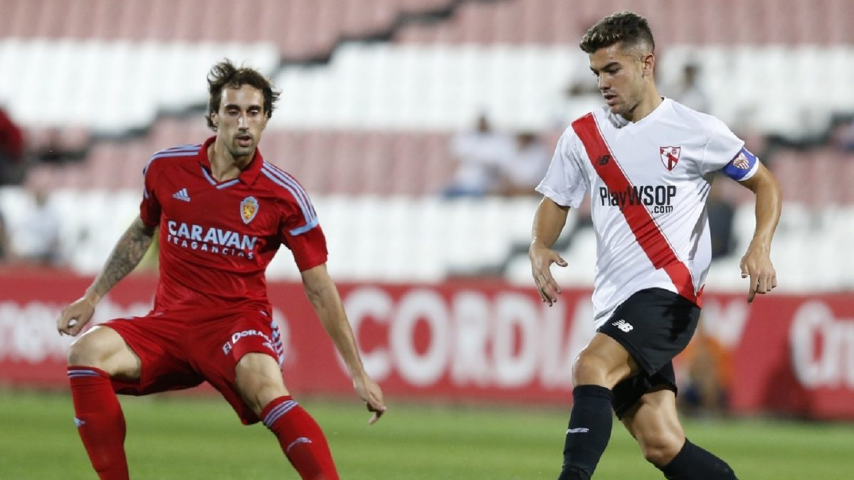 Crónica | Sevilla Atlético 2-2 Real Zaragoza