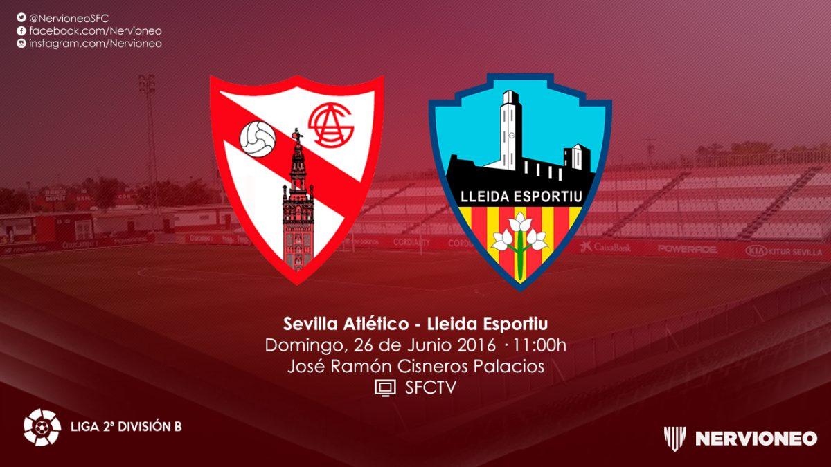 Previa | Sevilla Atlético – Lleida Esportiu