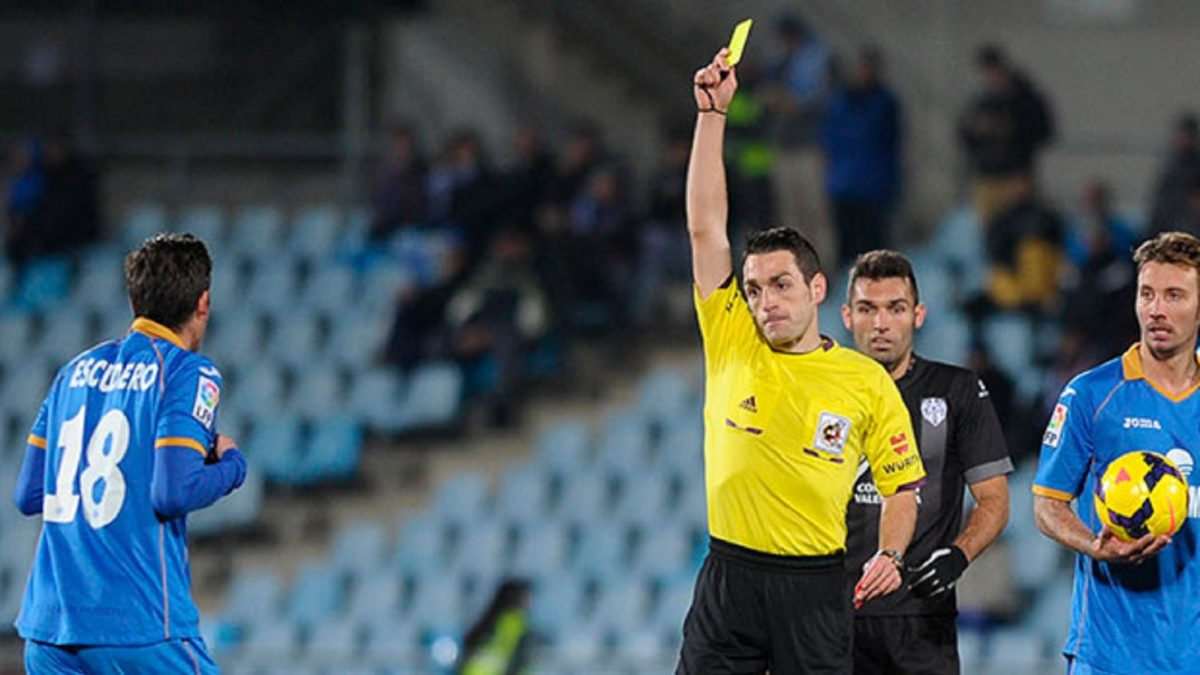 Análisis arbitral | Almeria 0-2 Sevilla FC