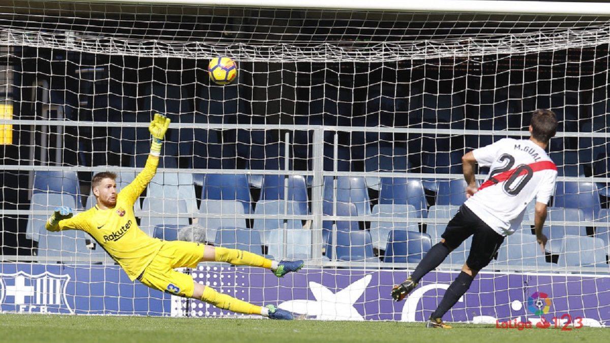 Crónica | Barcelona B – Sevilla Atlético