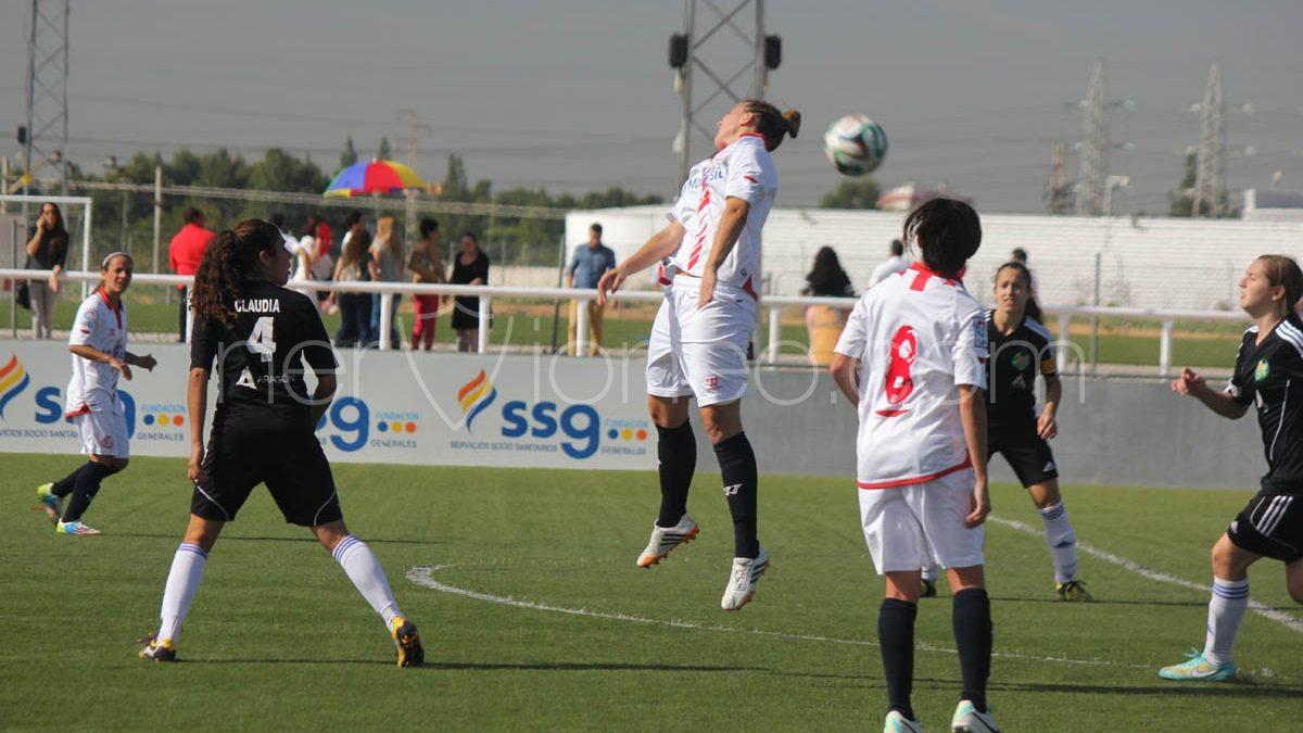 Crónica | Sevilla FC Femenino 1-5 Rayo Vallecano