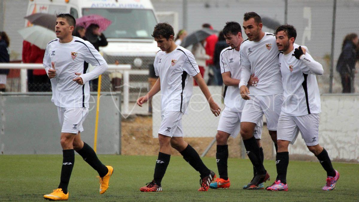 Crónica | Algeciras CF 4-0 Sevilla FC C