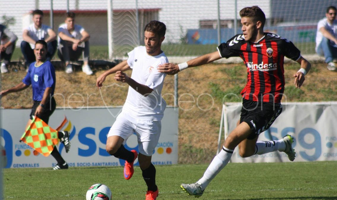Crónica | CD Guadalcacín 1-1 Sevilla FC C
