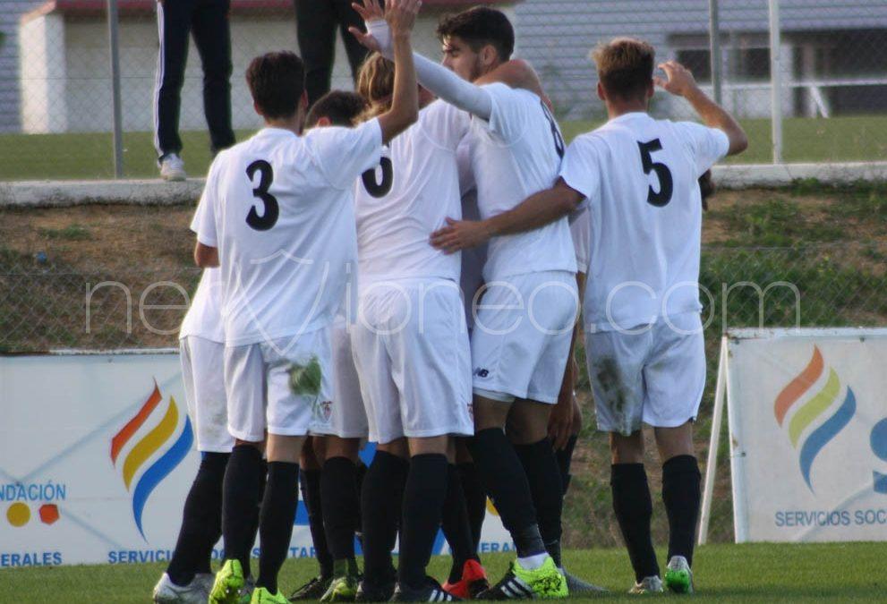 Crónica | Sevilla FC C 2-0 CD Gerena
