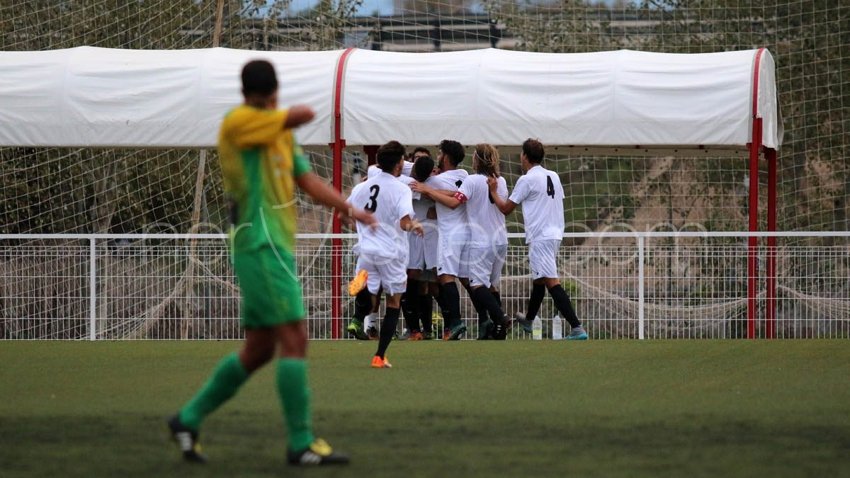 Crónica | Sevilla FC C 2-0 UD Los Barrios