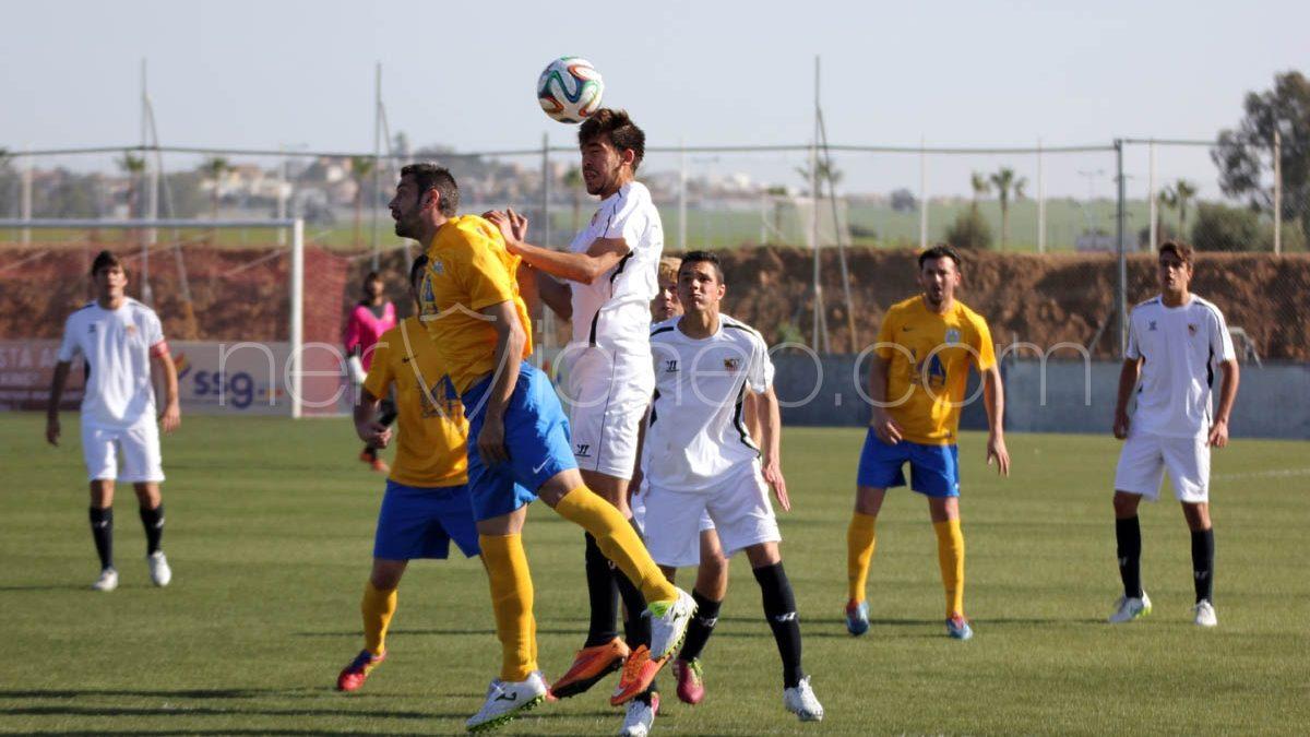 Crónica | Sevilla FC C 1-1 CD Alcalá