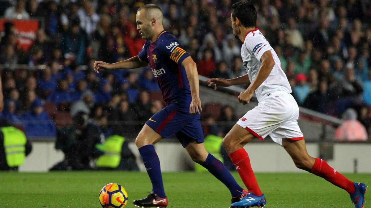Análisis táctico | FC Barcelona 2-1 Sevilla FC