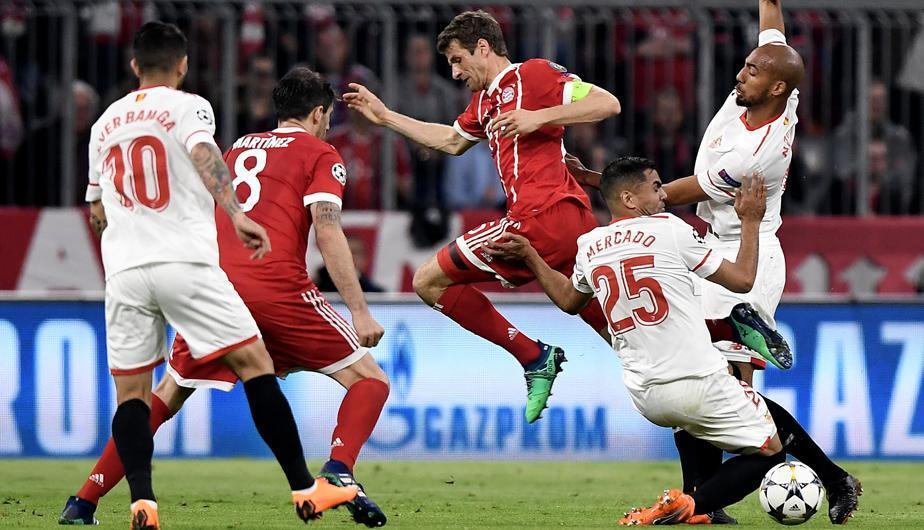 Crónica | FC Bayern 0-0 Sevilla FC