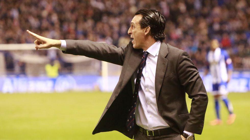 Rueda de prensa | Emery: «El empate es justo»