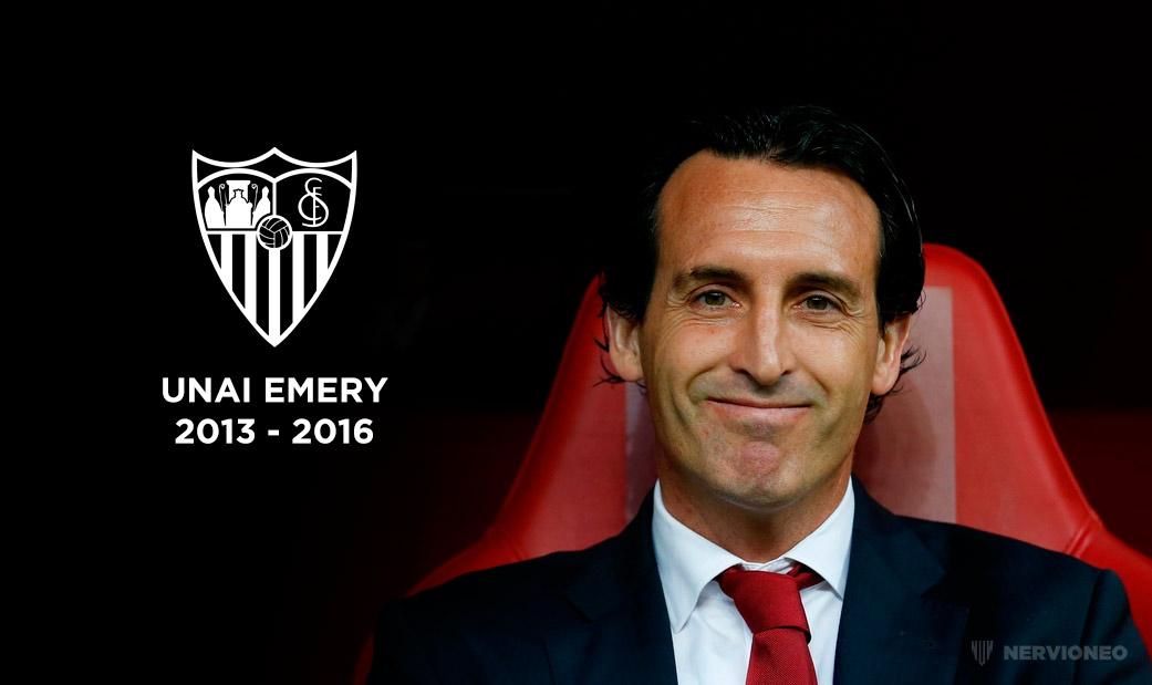 Emery se marcha del Sevilla
