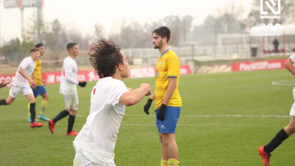 Crónica   Sevilla FC 1 – 0 UD Tomares