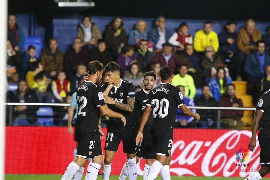 Análisis táctico | Villarreal CF 2-3 Sevilla FC