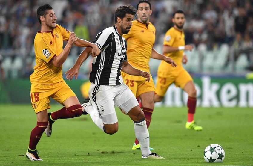 Análisis táctico | Juventus FC 0-0 Sevilla FC