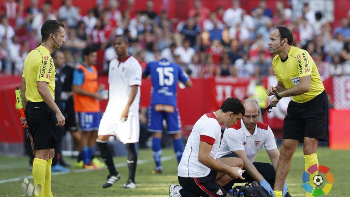 Análisis arbitral | Sevilla FC 2-1 Deportivo Alavés