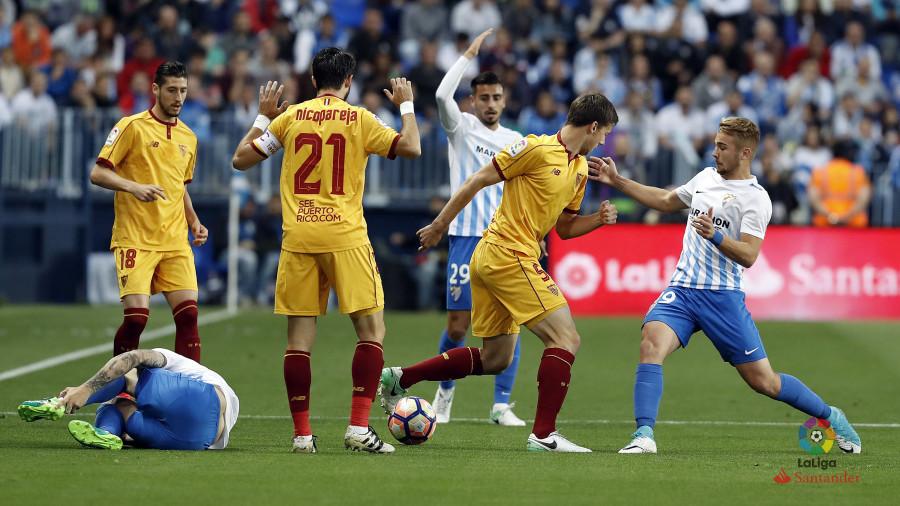Crónica | Málaga CF 4-2 Sevilla FC