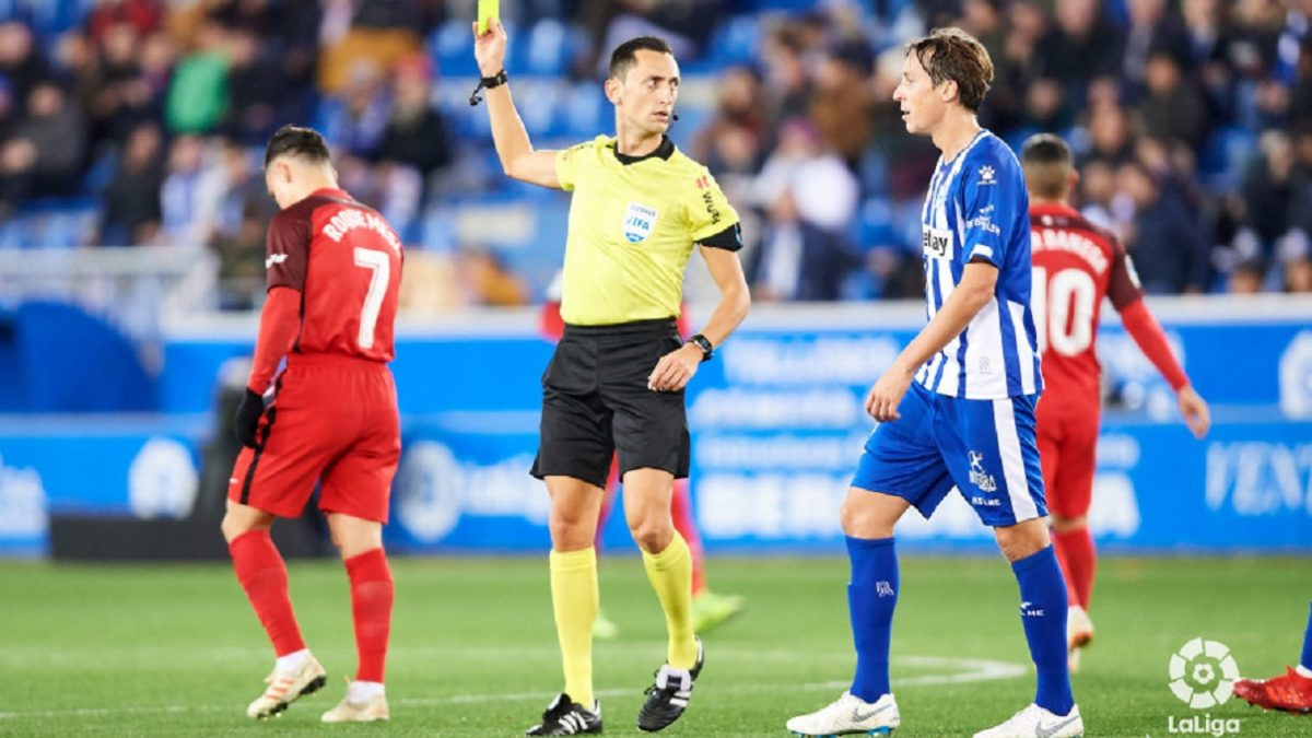 Análisis arbitral | Deportivo Alavés 1-1 Sevilla FC