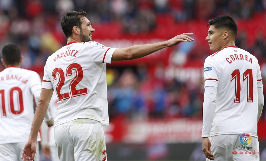 Crónica   Sevilla FC 2-0 Athletic Club