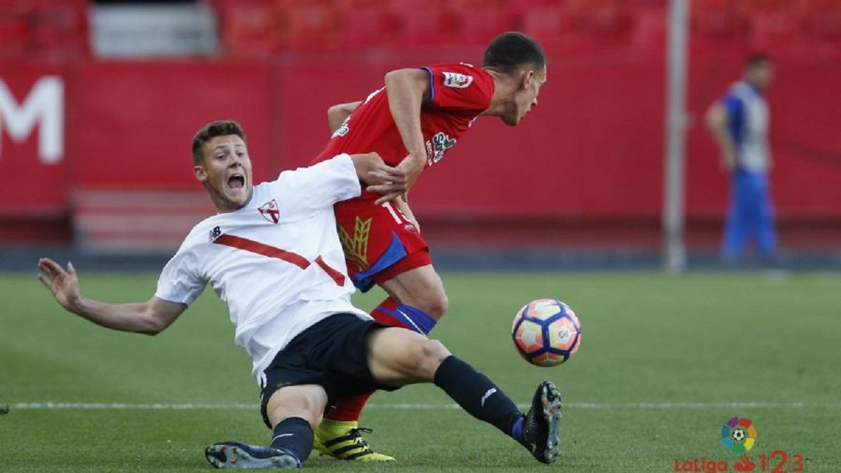 Crónica | Sevilla Atlético 1-1 CD Numancia