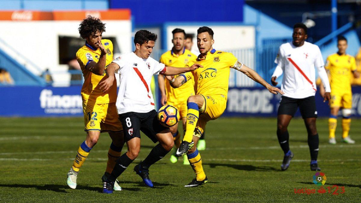 Crónica   AD Alcorcón 0-0 Sevilla Atlético